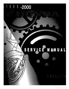 CBR600F4_(1999-2000)_Service Manual _000